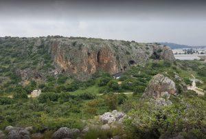 נחל מערות - אתר מורשת