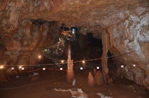 מערת מנות  Manot Cave